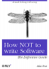 Click image for larger version.  Name:HowNotToWriteSoftware.png Views:89 Size:127.7 KB ID:14161